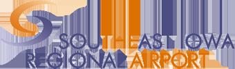 southeast iowa regional airport logo